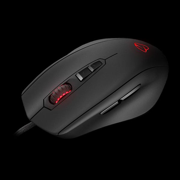 Mionix Naos 3200 DPI LED-Optical Gaming Mouse фото