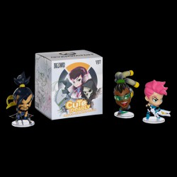 Blizzard Cute But Deadly Blind Vinyls - Series 3 (Overwatch Edition) (B62457)