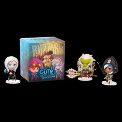 Blizzard Cute But Deadly Blind Vinyls - Series 4 (B62928)