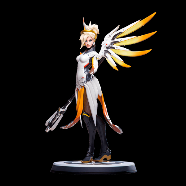 Blizzard Overwatch Mercy Statue (B62908) купить