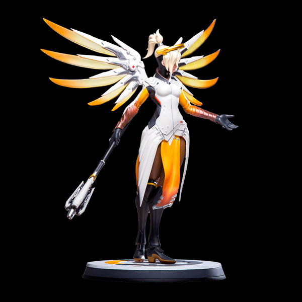 Blizzard Overwatch Mercy Statue (B62908) описание