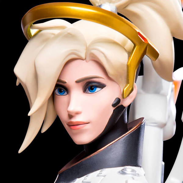 Blizzard Overwatch Mercy Statue (B62908) фото