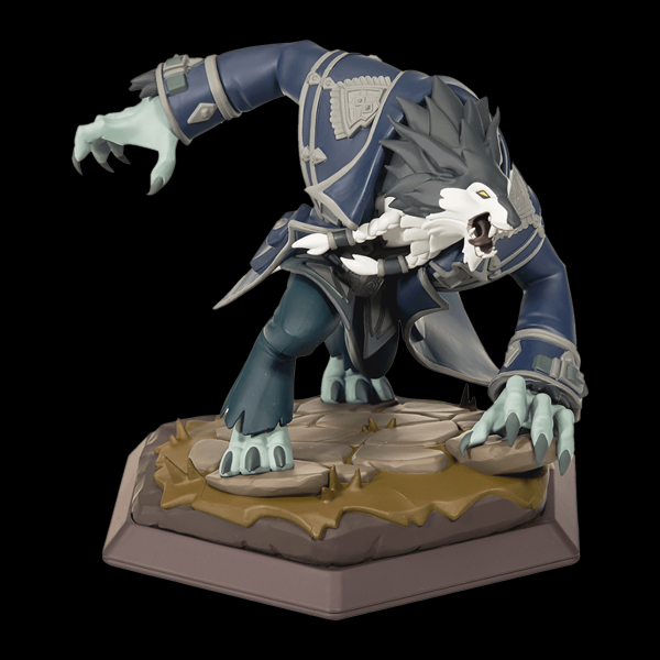 Blizzard World of Warcraft Greymane Statue (B63209) купить