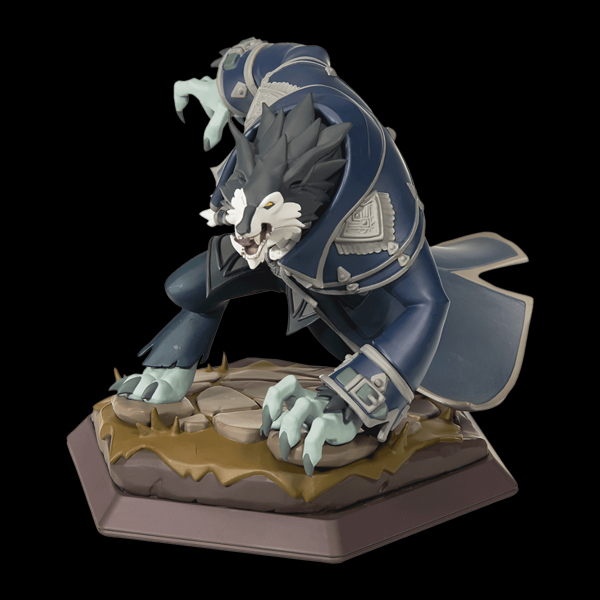 Blizzard World of Warcraft Greymane Statue (B63209) стоимость