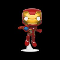 Funko POP! Bobble: Marvel: Avengers Infinity War: Iron Man (26463)