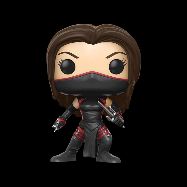Funko POP! Bobble: Marvel: Daredevil: Elektra (11095) купить