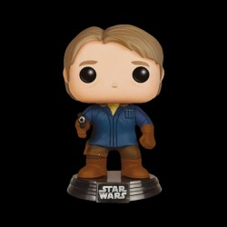 Funko POP! Bobble: Star Wars: The Force Awakens: Han Solo Snow