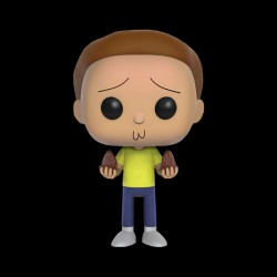 Funko POP! Vinyl: Animation: Rick & Morty: Morty