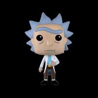 Funko POP! Vinyl: Animation: Rick & Morty: Rick