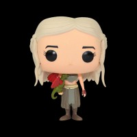 Funko POP! Vinyl: Game of Thrones: Daenerys Targaryen (Colors May Vary)