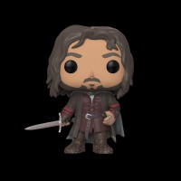 Funko POP! Vinyl: Movies: The Lord of the Rings: Aragorn (13565)