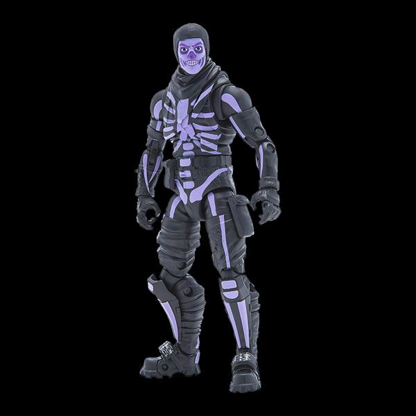 Jazwares Fortnite Legendary Series Skull Trooper (FNT0065) купить