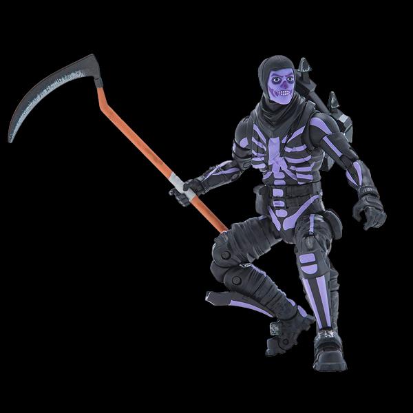 Jazwares Fortnite Legendary Series Skull Trooper (FNT0065) цена