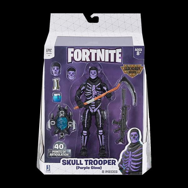 Jazwares Fortnite Legendary Series Skull Trooper (FNT0065) фото