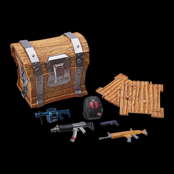 Jazwares Fortnite Loot Chest (FNT0001) описание