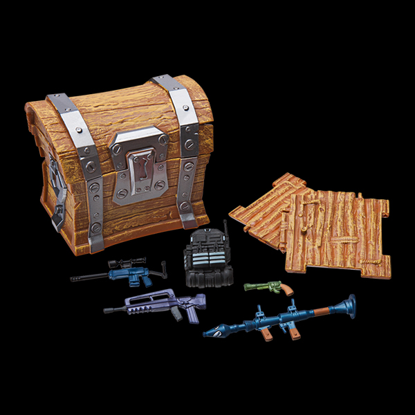 Jazwares Fortnite Loot Chest (FNT0001) цена