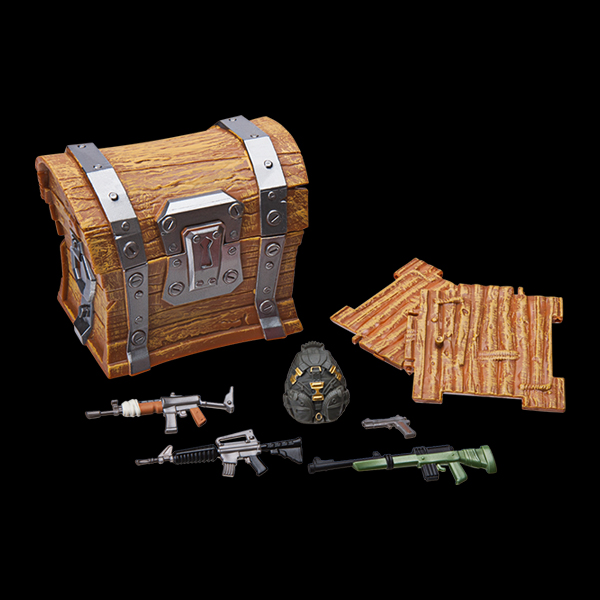 Jazwares Fortnite Loot Chest (FNT0001) фото