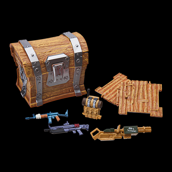 Jazwares Fortnite Loot Chest (FNT0001) стоимость
