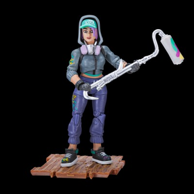 Jazwares Fortnite Solo Mode Teknique (FNT0015) купить