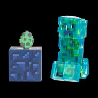Minecraft Charged Creeper серия 3 (16476M)