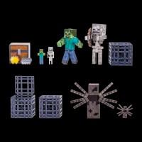 Minecraft Dungeon серия 3, набор 6 шт. (16599M)