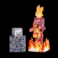 Minecraft Skeleton on Fire серия 4 (19974M)