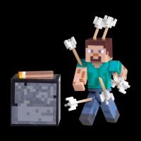 Minecraft Steve with Arrow серия 4 (19971M)