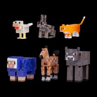 Minecraft Tame Animal, набор 6 шт. (16588M)