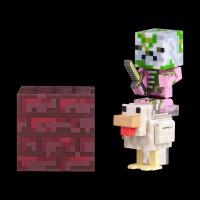 Minecraft Zombie Pigman Jockey серия 4 (19978M)