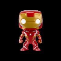 POP! Bobble: Captain America CW: Iron Man