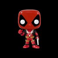 POP! Bobble: Marvel: Deadpool Thumb Up