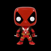 POP! Bobble. Marvel: Deadpool Two Swords