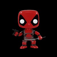 POP! Bobble. Marvel: Deadpool