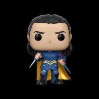 POP! Bobble: Marvel: Thor Ragnarok: Loki