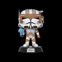 POP! Bobble: Star Wars: Cmdr. Cody w/ Mini Emperor (Exc)