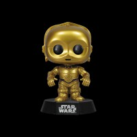 POP! Bobble: Star Wars: E7 TFA: C-3PO