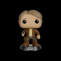 Funko POP! Bobble: Star Wars: E7 TFA: Han Solo (6584)