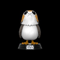 Funko POP! Bobble: Star Wars: E8 TLJ: Porg (14818)