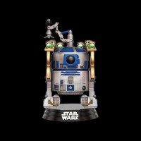 Funko POP! Bobble: Star Wars: Jabba's Palace R2-D2 (Exc)