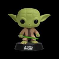 Funko POP! Bobble. Star Wars: Yoda (2322)