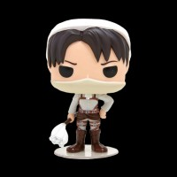 POP! Vinyl: Animation: Attack on Titan: Cleaning Levi (Exc) (14291)