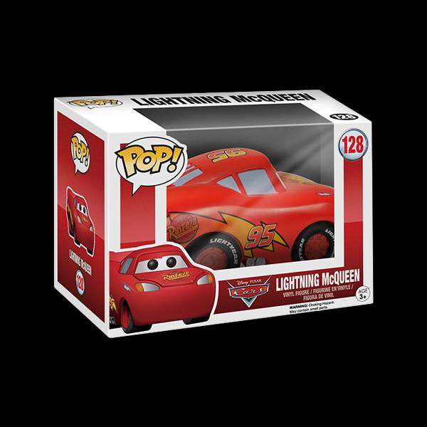 POP! Vinyl: Disney: Cars: Lightning McQueen (4237) фото
