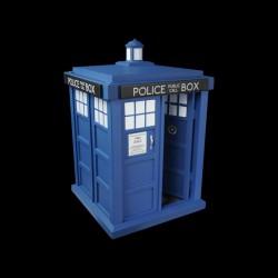 """Funko POP! Vinyl: Doctor Who: Tardis 6"""" (5286)"""