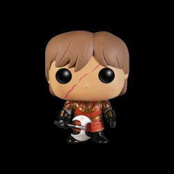 Funko POP! Vinyl: Game of Thrones: Tyrion in Battle Armour (3779)