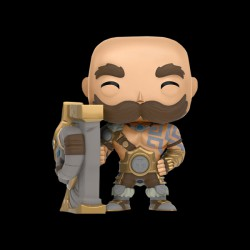 Funko POP! Vinyl: League of Legends: Braum