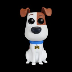 POP! Vinyl: Movies: The Secret Life of Pets: Max (8909)
