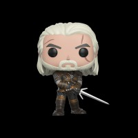 Funko POP! Vinyl: The Witcher: Geralt (12134)