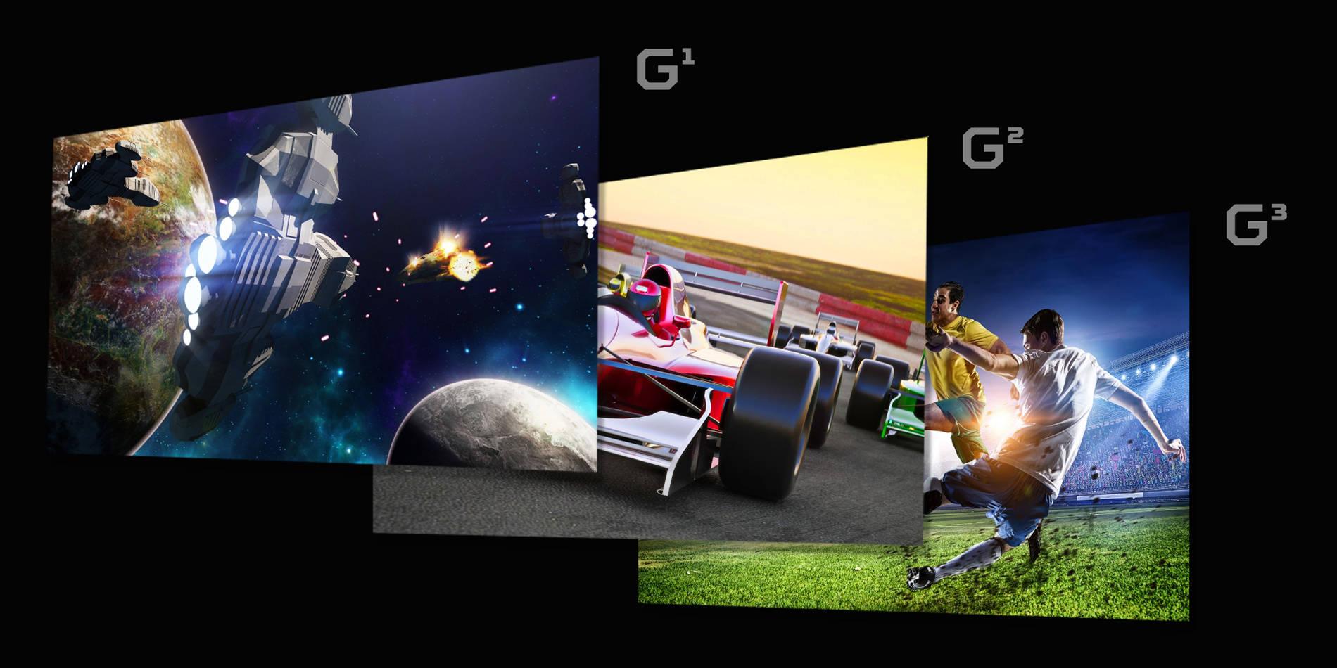 Несколько игровых режимов