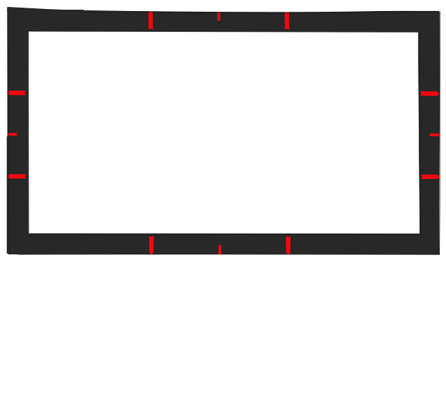 Display aligment show
