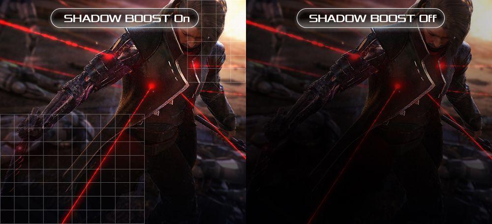 Dynamic Shadow Boost